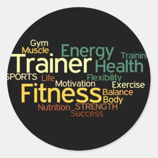Personal Trainer Sticker