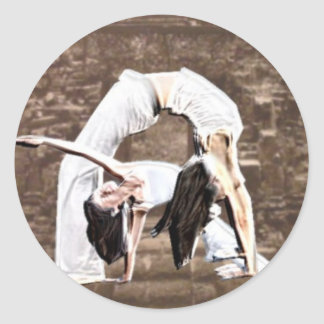 Personal Trainer Yoga Pilates Sticker