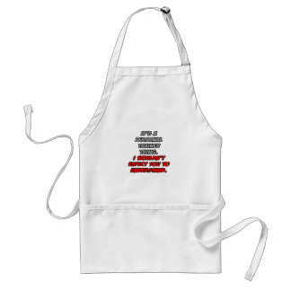 Personal Trainer .. You Wouldn't Understand Apron