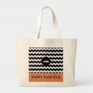 Personal Yacht Club Tote Bag