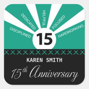 business anniversary stickers zazzle au