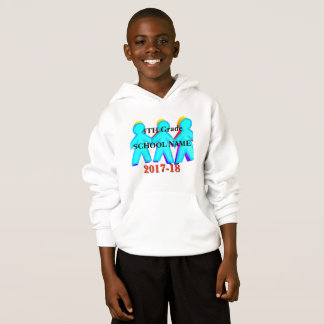 Personalise 2017-18 Back to School Sweatshirt