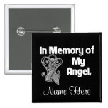Personalise In Memory of My Angel Brain Cancer