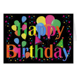 Personalise Name Birthday Party Celebration Art