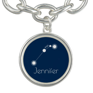 Personalised Aries Zodiac Constellation