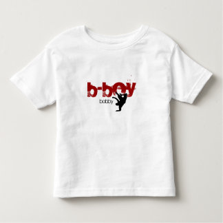 """Personalised b-boy shirt. """"add your name"""" t shirt"""