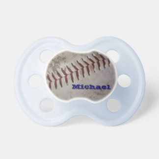 Personalised Baby Boy Future Baseball Player Dummy