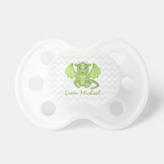 Personalised Baby Dragon Pacifier