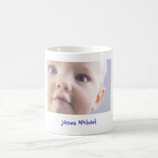 Personalised Baby Photo Coffee Mug