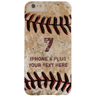 Personalised Baseball iPhone 7 PLUS Case Your TEXT