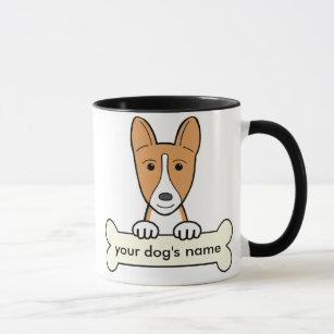 Personalised Basenji Mug