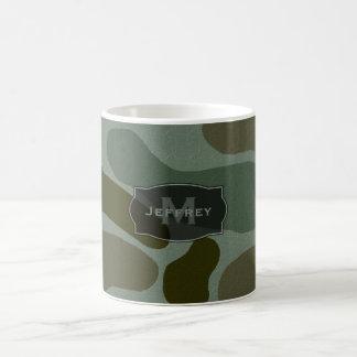 Personalised: Camouflage Mug
