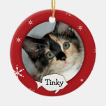 Personalised Cat/Pet Photo Holiday