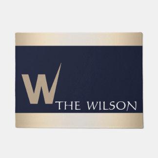 Personalised Custom Monogram Doormat