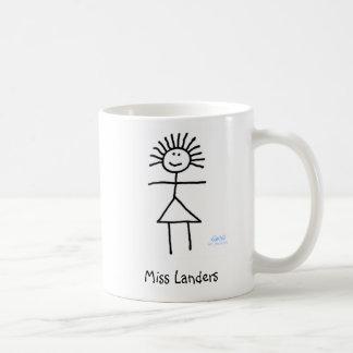 Personalised Cute & Funny Teacher Coffee Mug