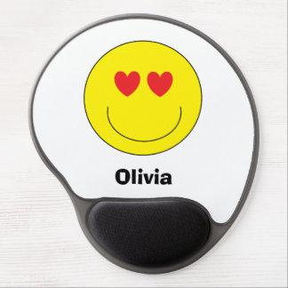 Personalised Emoji Gel Mousepad