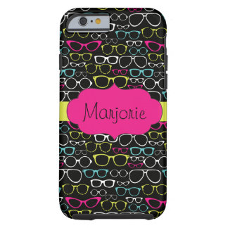 Personalised Eyeglasses Print Cell Phone Case