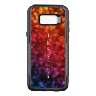 Personalised Galaxy 7 Edge Case | Bokeh Lights