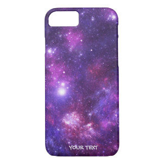 Personalised Galaxy Cosmos iPhone Case