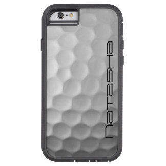 Personalised Golf Ball iPhone 6s case