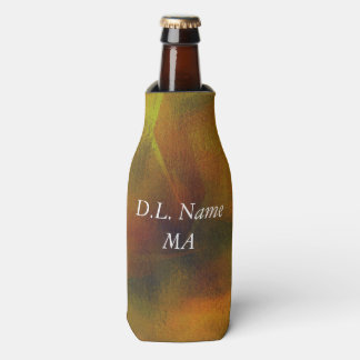 Personalised Graduation Can or Bottle Cooler