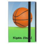 Personalised Kid's Sports Basketball Sunny Day