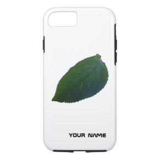 Personalised Leaf iPhone 7 Case