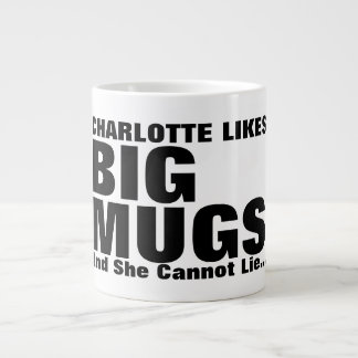 Personalised Likes Big Mugs And I Cannot Lie