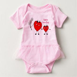 Personalised Love Bug Tutu Dress