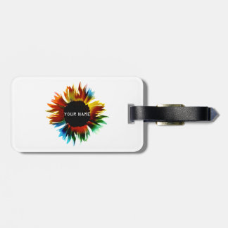Personalised ME Luggage Tag