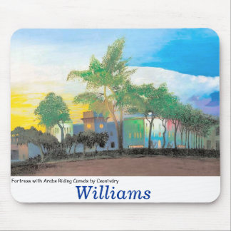 Personalised Mousepad-Early 20th Century Painting Mouse Pad
