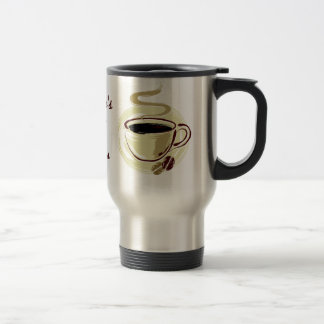 Personalised Name Coffee Travel Mug