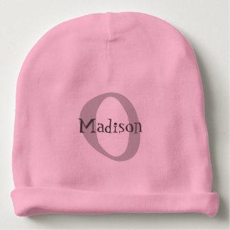 Personalised Newborn Hat | Custom Baby Name Baby Beanie
