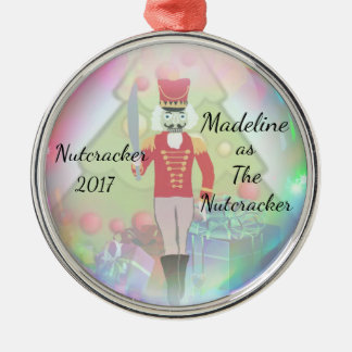 Personalised Nutcracker Ornament - The Nutcracker