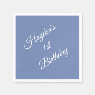 Personalised Party Napkins Disposable Napkin