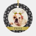 Personalised Pet Dog Photo Ornament