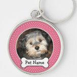 Personalised Pet Photo with Dog Bone