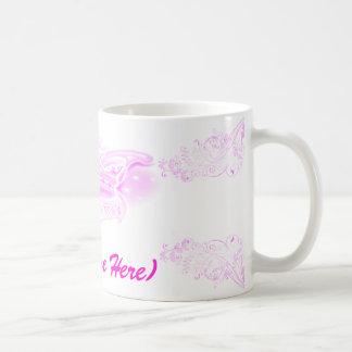 Personalised Pink Princess - Mug