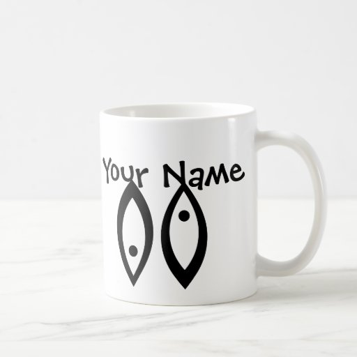 Personalised Pisces Mug - Zodiac Mug / Cup