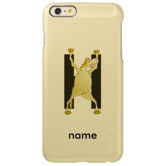 Personalised Pony Monogram H Incipio Feather® Shine iPhone 6 Plus Case