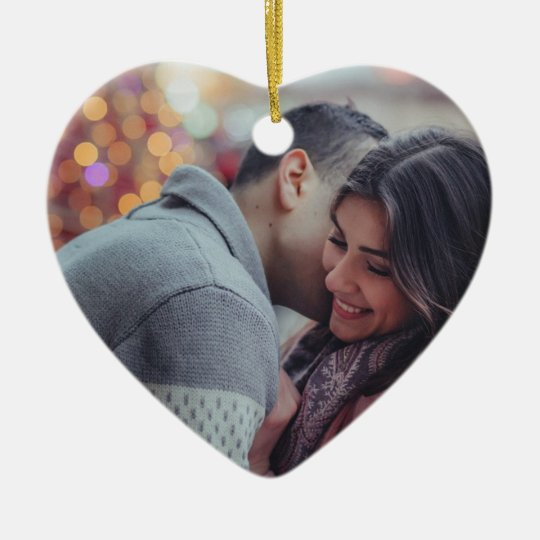 Personalised Proposal Christmas Ornament