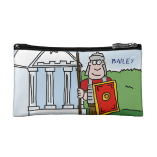 Personalised 'Romans' history pencil case