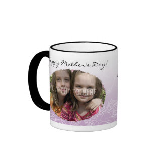 Personalised Roses Mother's Day Mug