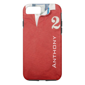 Personalised Rugby iPhone Case