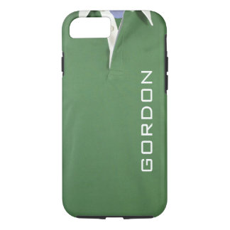Personalised Rugby Union iPhone Case