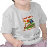 Personalised Safari 1st Birthday Tshirt