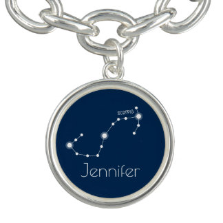 Personalised Scorpio Zodiac Constellation