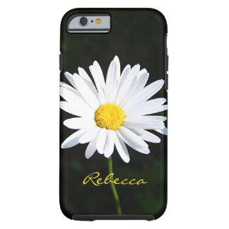 Personalised Shasta Daisy iPhone 6 case Vibe Case Tough iPhone 6 Case