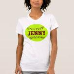 Personalised Softball T-Shirt