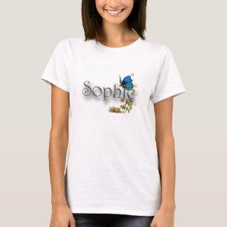 Personalised `Sophie' design T-Shirt